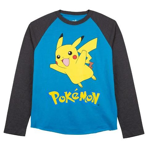 Boys 39 Pokemon Pikachu Graphic T Shirt Target