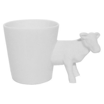 Threshold™ Cow Tabletop Planter