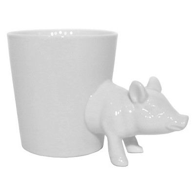 Threshold™ Pig Tabletop Planter