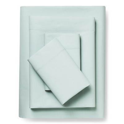 Threshold™ Vintage Washed Sheet Set - Mint (Queen)