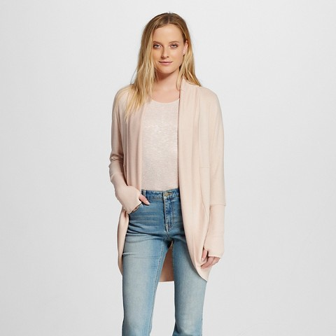 Women'S Cardigan Peach 106