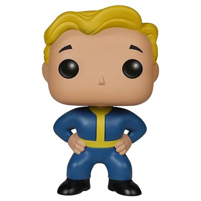 POP! Games: Fallout - Vault Boy