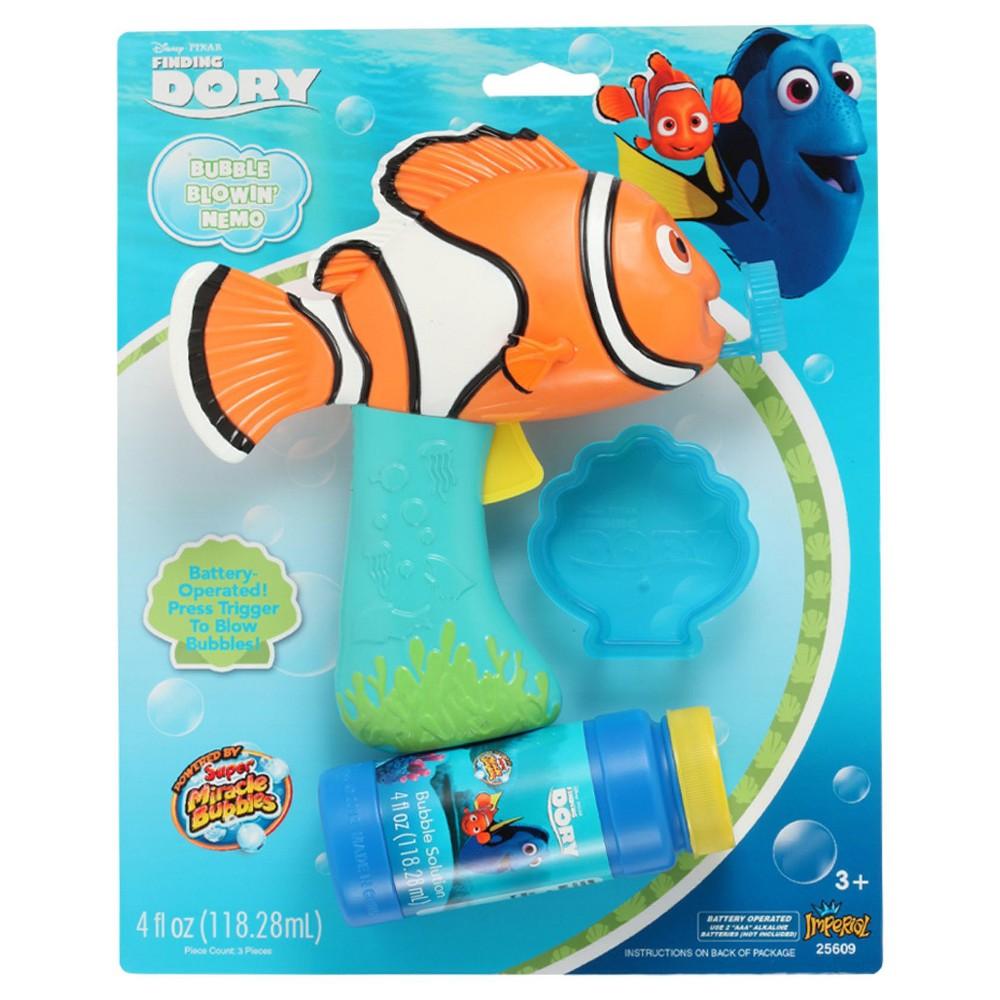 Nemo and Dory Bubble Blowers, Multi-Colored