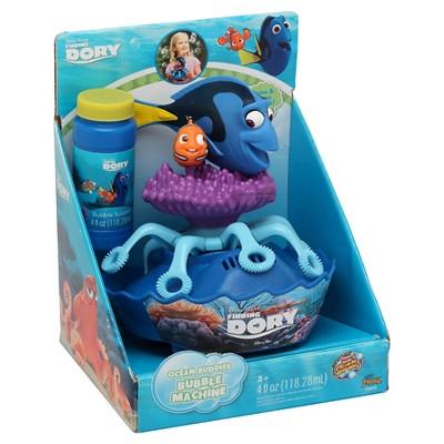 Bubble Machine Multi-colored NEMO Disney