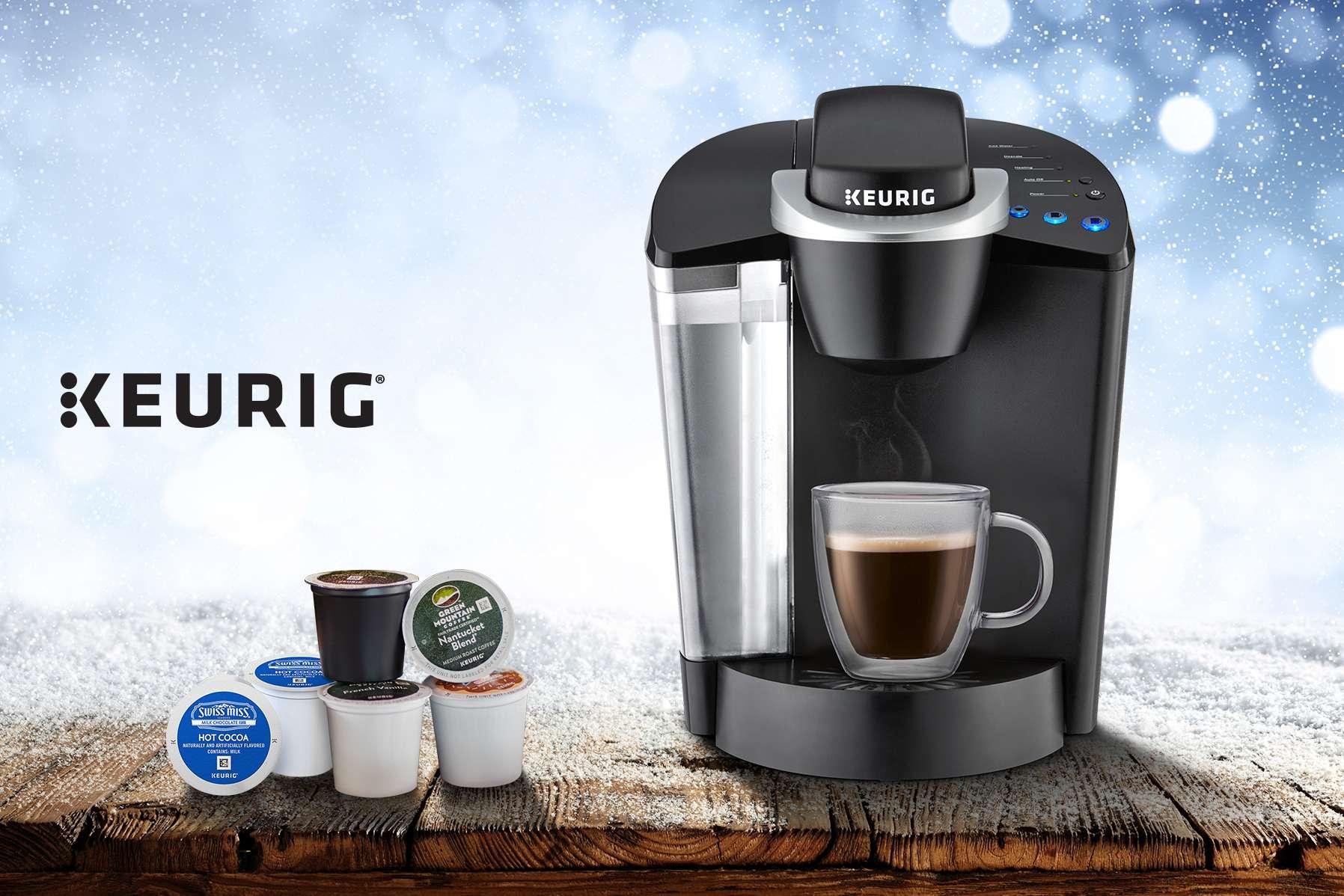 Keurig Coffee Maker Hot And Cold : Keurig : Target