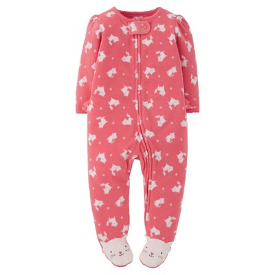 Just One You™ Made by Carter's® Sleep N Play Pink Kitty 3 M