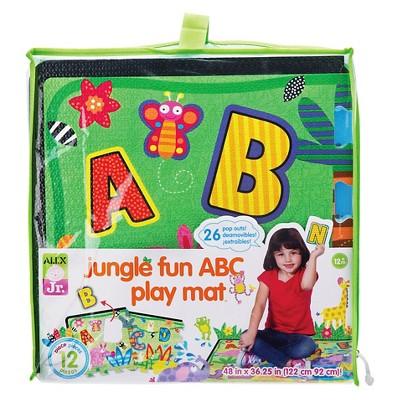 Alex Toys Jungle Fun ABC Play Mat