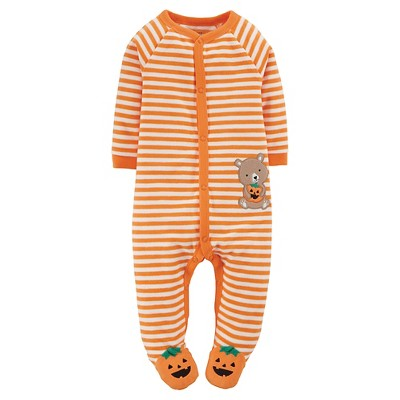 Just One You™ Made by Carter's® Sleep N Play Halloween Monkey 3 M