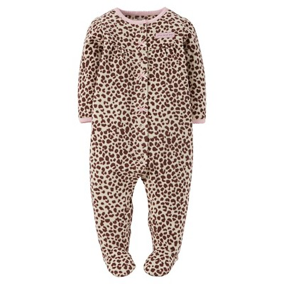 Just One You™ Made by Carter's® Sleep N Play Cheetah NB