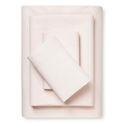Vintage Washed Sheet Set - Light Pink (Cal King) - Threshold™