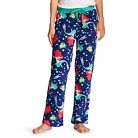Disney Women's Ariel Plush sleep pant - Blue L