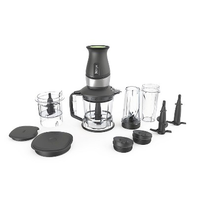 Nutri Ninja®  2-in-1 Blender & Food Processor Pro - QB3000QBK