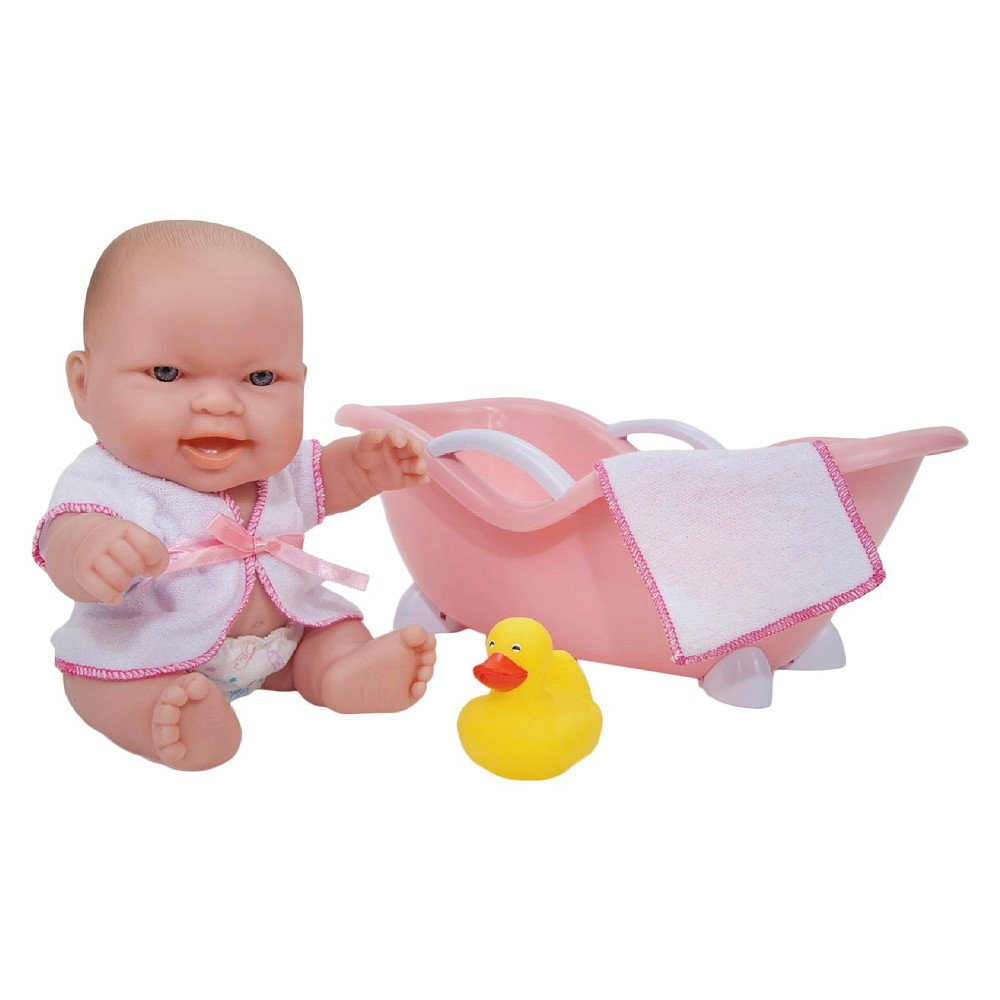 JC Toys Lots to Love Babies 10 Doll and Bathtub Designed by Berenguer