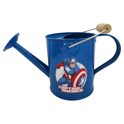 Captain American Watering Can