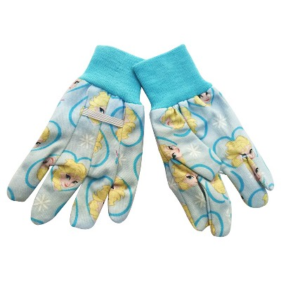 Frozen Gardening Gloves