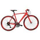 """Rapid Cycle VAMOS 18speed Bike - Red (19"""")"""