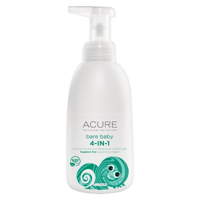 Acure Bare Baby 4-in-1 Foamer