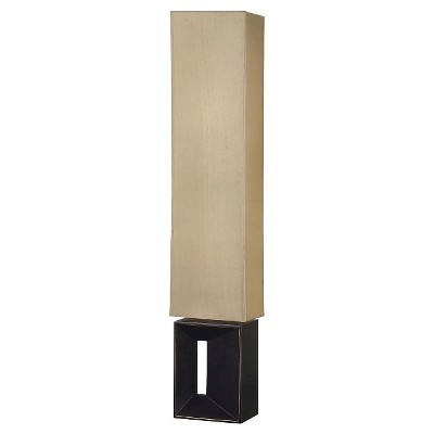 Kenroy Niche Floor Lamp - Bronze Finish