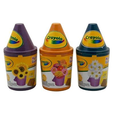 Crayola Crayon Planter