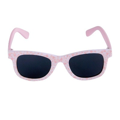 Just One You Sunglasses Oval PNK WHT