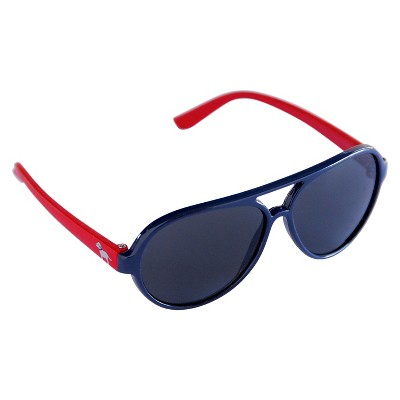 Just One You Sunglasses Aviator BLU RED