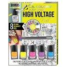 LA Colors Nail Voltage Nail Design Gift Set 1.02floz 8pc