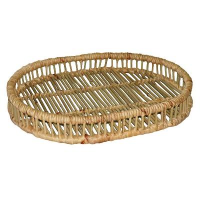 Threshold Rattan Decorative Basket