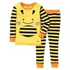Skip Hop Toddler Bee 2-Piece Pajama Set - Yellow 4T