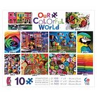 Colorful World Multipack Puzzle