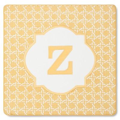 Monogram Z Pillow Cover – Threshold™