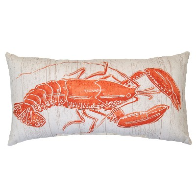 Outdoor Pillow - Lobster - Threshold™
