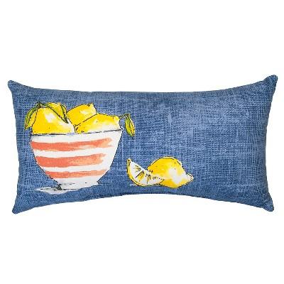 Outdoor Pillow - Lemons - Threshold™