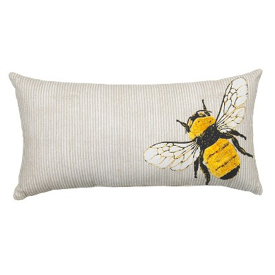 Outdoor Pillow - Bee - Threshold™