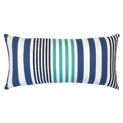 Outdoor Pillow - Cool Stripe - Threshold™