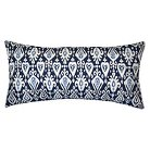 Outdoor Pillow - Blue Ikat - Threshold™