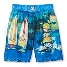 Despicable Me Minions Boys' Swim Trunk Blue