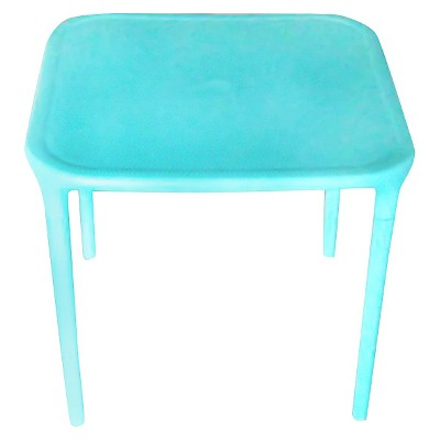Circo™ Kids Plastic Activity Table Turquoise