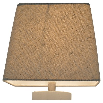 Small Square Lamp Shade - Cream Linen - Threshold™