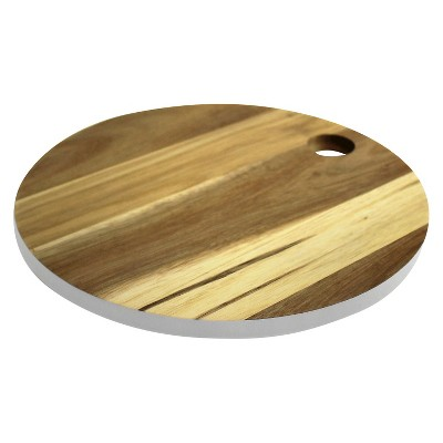 Round Cutting Board White - Threshold™