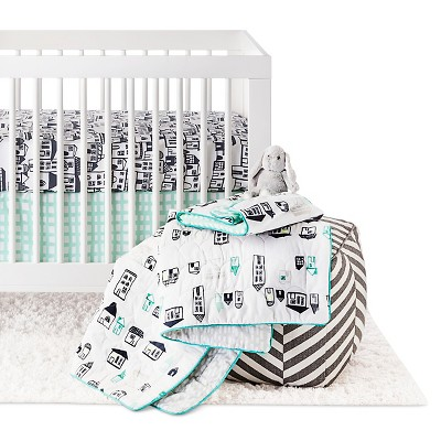 Oh Joy!® 4pc Crib Bedding Set - City