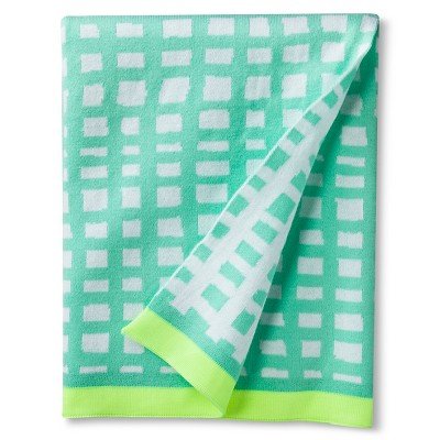 Oh Joy!® Knit Baby Blanket - Grid