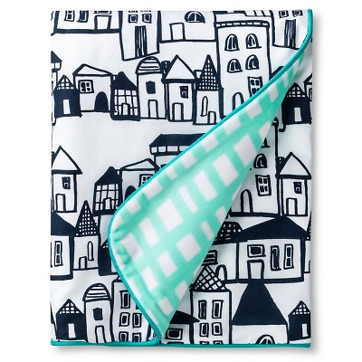 Oh Joy!® Plush Baby Blanket - City