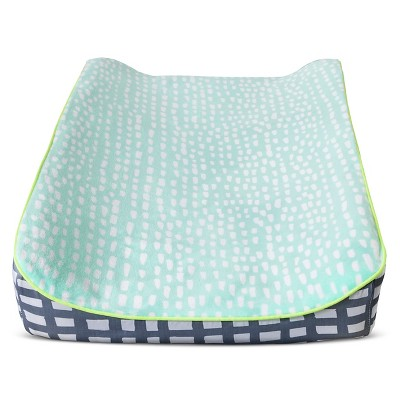Oh Joy!® Changing Pad Cover - Mint Dash