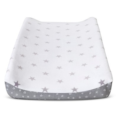 Circo™ Changing Pad Cover - Grey Star