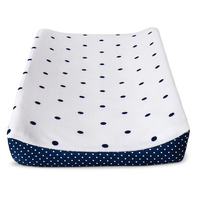 Circo™ Changing Pad Cover - Blue Dot