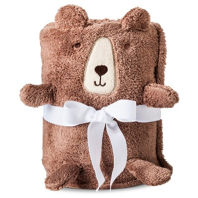 Circo™ Character Blanket - Bear