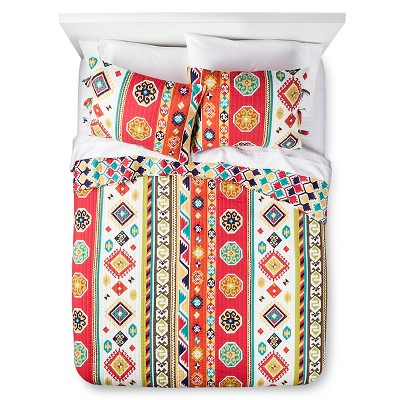 Mudhut™ Zaayan Quilt and Sham Set - Multi-Colored (King)