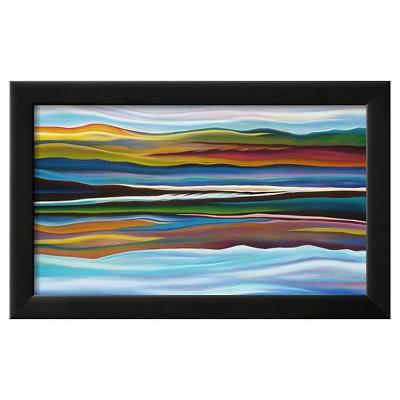 Art.com Serenity by Hyunah Kim - Framed Giclee Print