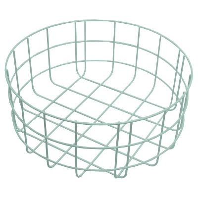 Serving Bowl Threshold Virescent Green Steel