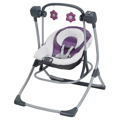 Graco Cozy Duet Swing - Turner